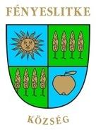 Fényeslitke Község címere